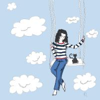 Persa tra le nuvole
